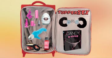 Maleta de una Asesora Tuppersex