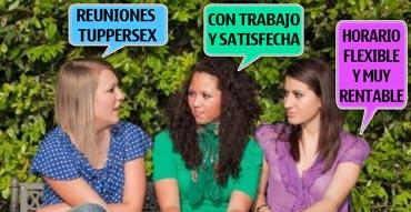 Testimonios de Asesoras de Tuppersex